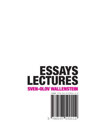 Thumbnail for Essays, Lectures