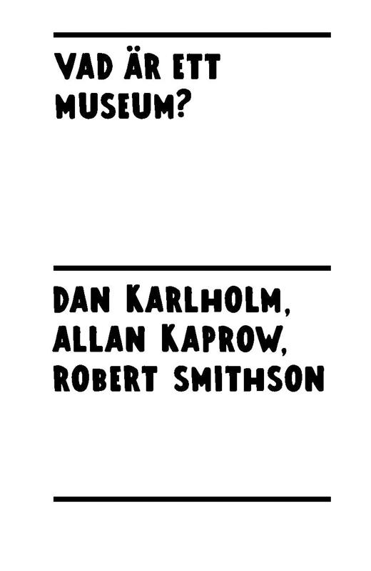 Thumbnail for Vad är ett museum?